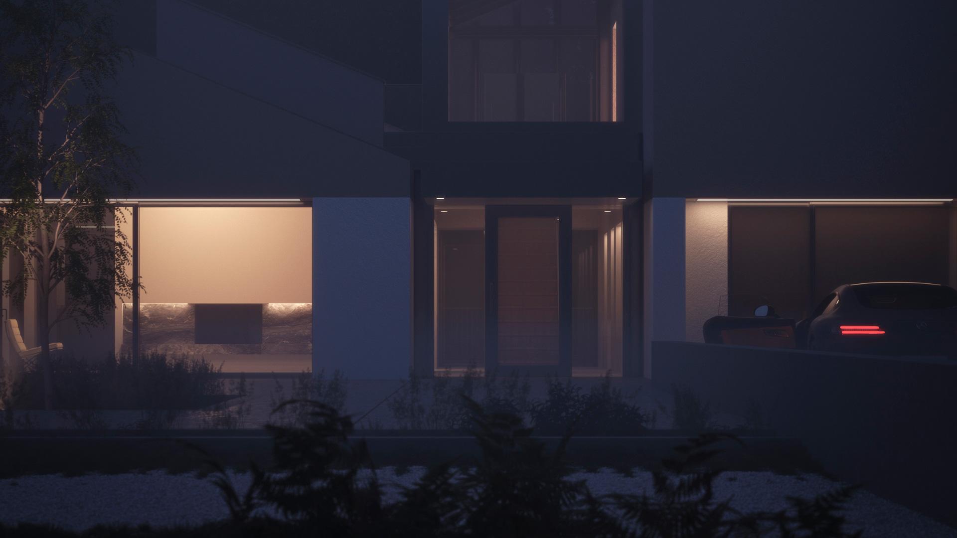 VNB, villa nei boschi (2020).